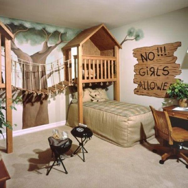 Indoor Safari  toddlers bedroom boyBoys Bedroom Ideas For Toddlers